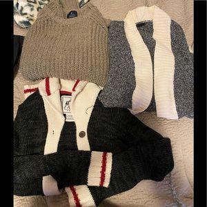 Women's sweater bundle